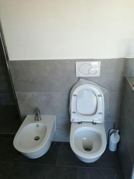 bagno e bidet