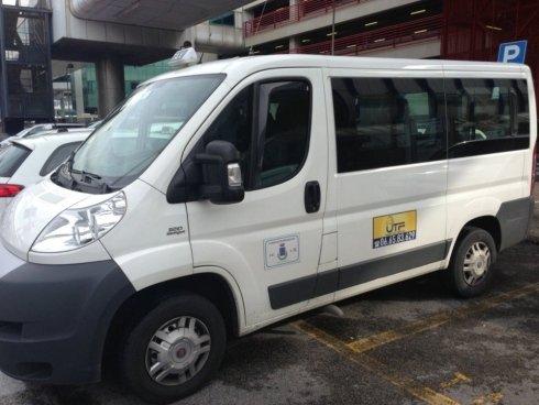 taxi otto posti