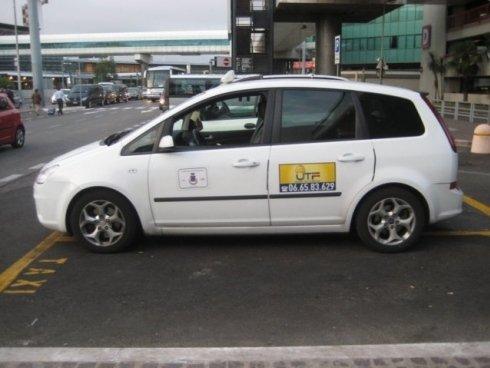 taxi quattro posti