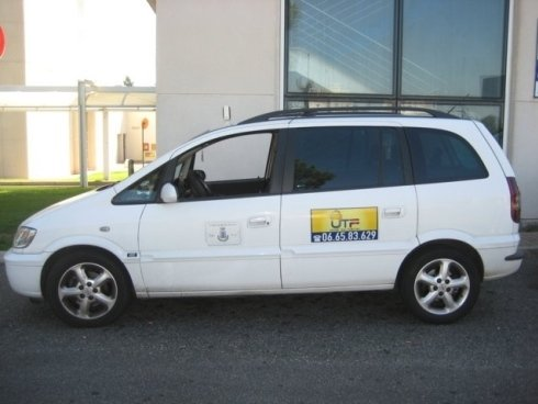 taxi sei posti