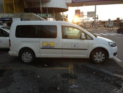taxi fiumicino