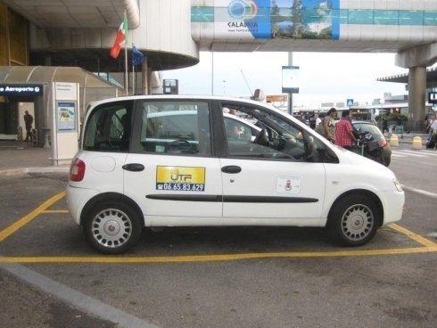 taxi confortevoli