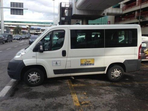 taxi per gruppi
