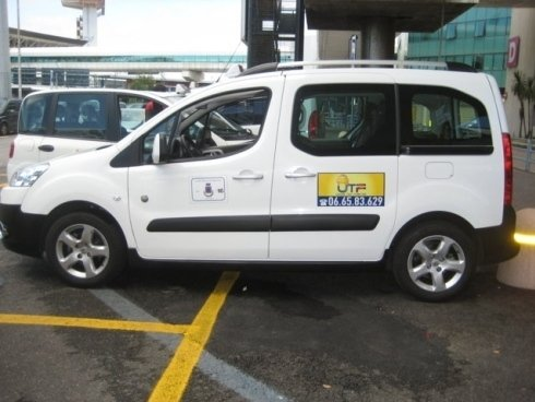 taxi per aeroporto