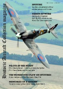 HAC Magazine front cover