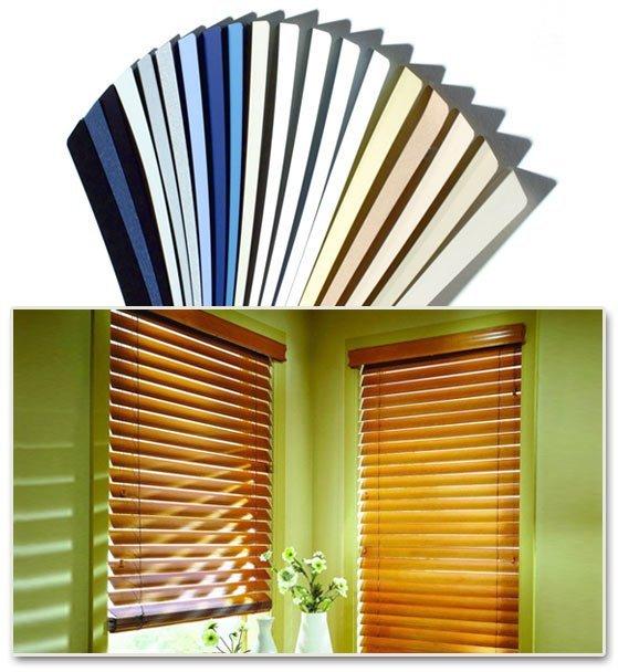 roslay window furnishings colour chart and timber venetian