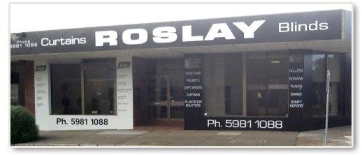 roslay window furnishings office