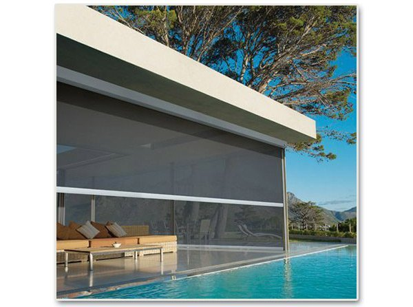 roslay window furnishings awnings in swimming pool