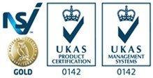 UKAS logos