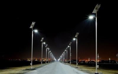 illuminazione stradale