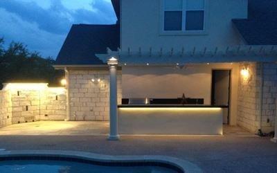installazione sistemi illuminazione per esterno