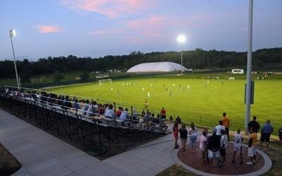 installazione impianto illuminazione per campo sportivo