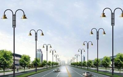 installazione impianti illuminazione stradale
