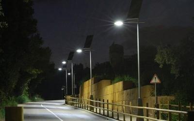 impianti illuminazione stradale mantova