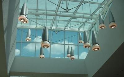collaudo impianti illuminazione per interni