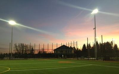 manutenzione impianto illuminazione per campo sportivo