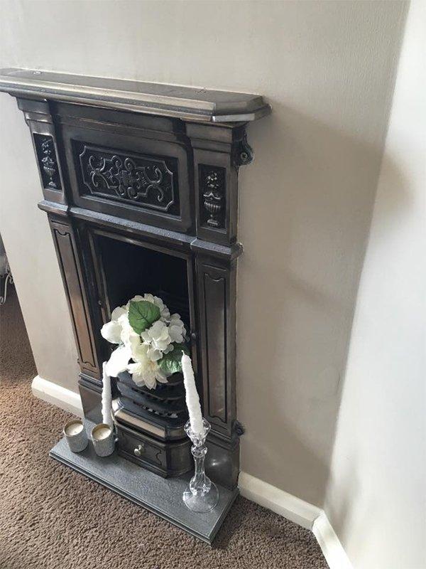 Fireplace refurbishments