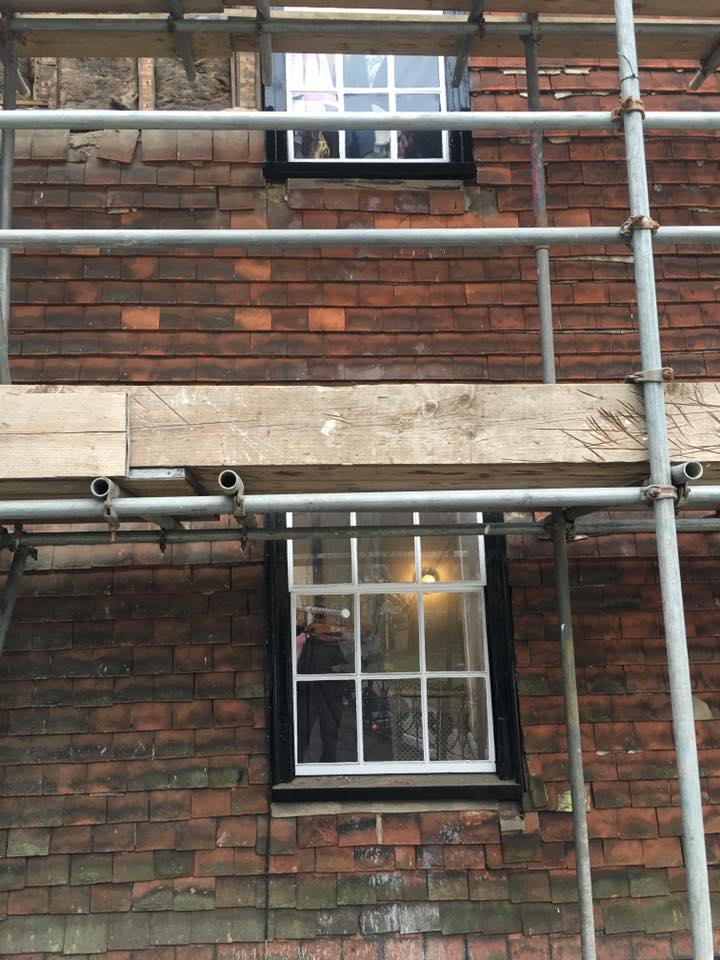 Brickwork repairs