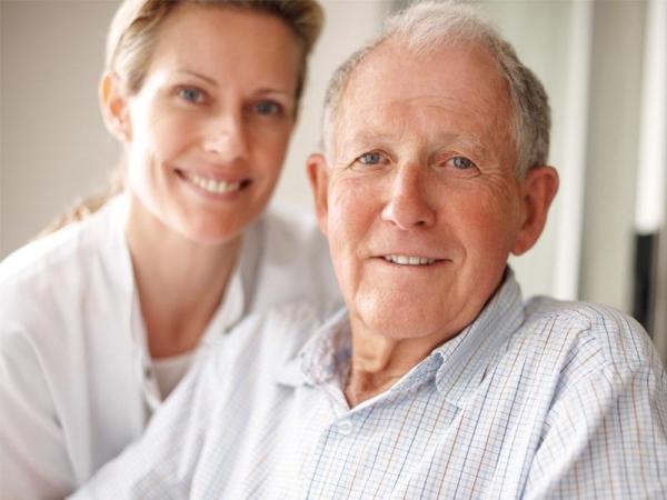 assistenza geriatrica