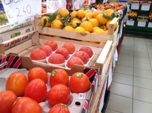cachi, caco-mela, arance