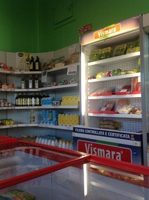 prodotti congelati, olio di oliva