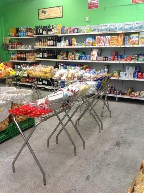 prodotti confezionati, prodotti per colazione, prodotti alimentari