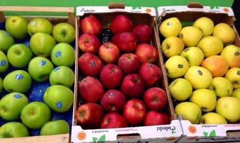 frutta di stagione, frutta fresca, mele