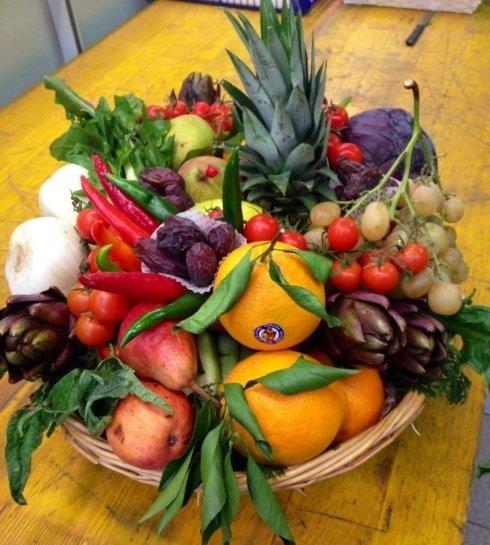 spesso Cesti di frutta e verdura - Pisa - Nuovo centro Ortofrutticolo  MF84