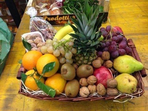 Favorito Cesti di frutta e verdura - Pisa - Nuovo centro Ortofrutticolo  LV11