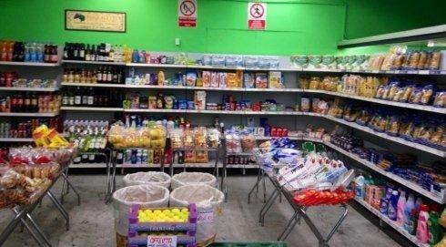 reparto alimentari, alimentari, prodotti alimentari