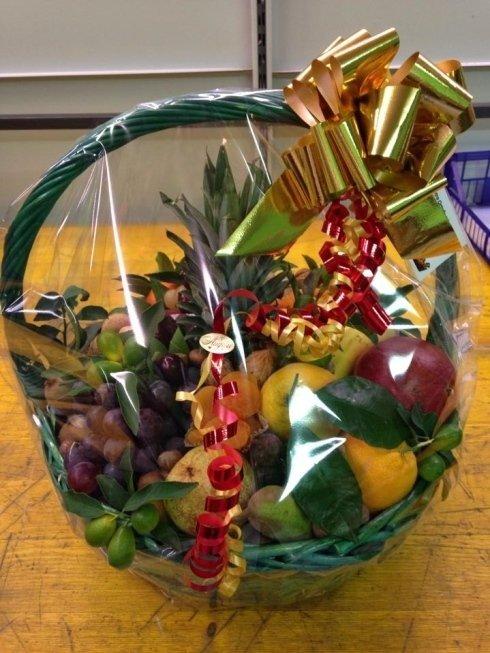 Conosciuto Cesti di frutta e verdura - Pisa - Nuovo centro Ortofrutticolo  BS76