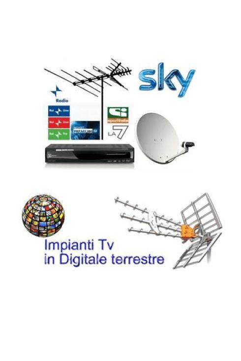 Il personale di Digivideo cura la sintonizzazione dei principali canali satellitari.