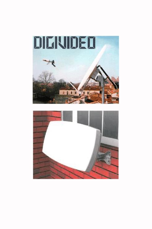 La Digivideo installa e ripara sistemi di ricezione per case private, uffici e condomini.