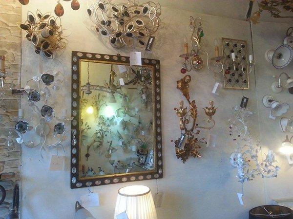 Gli articoli da decorazione a Empoli