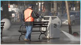 trattamenti per pavimenti, pulizia locali pubblici