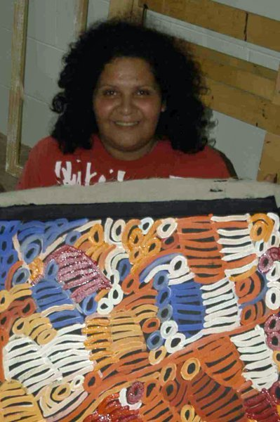 Charmaine Pwerle Paintings for sale