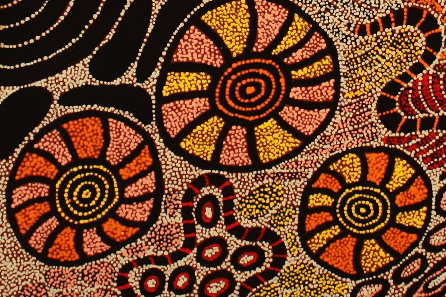 Elizabeth Marks Nakamarra Paintings