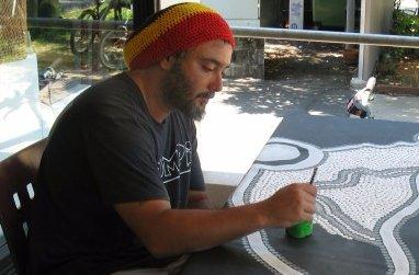Goompi Aboriginal Artist