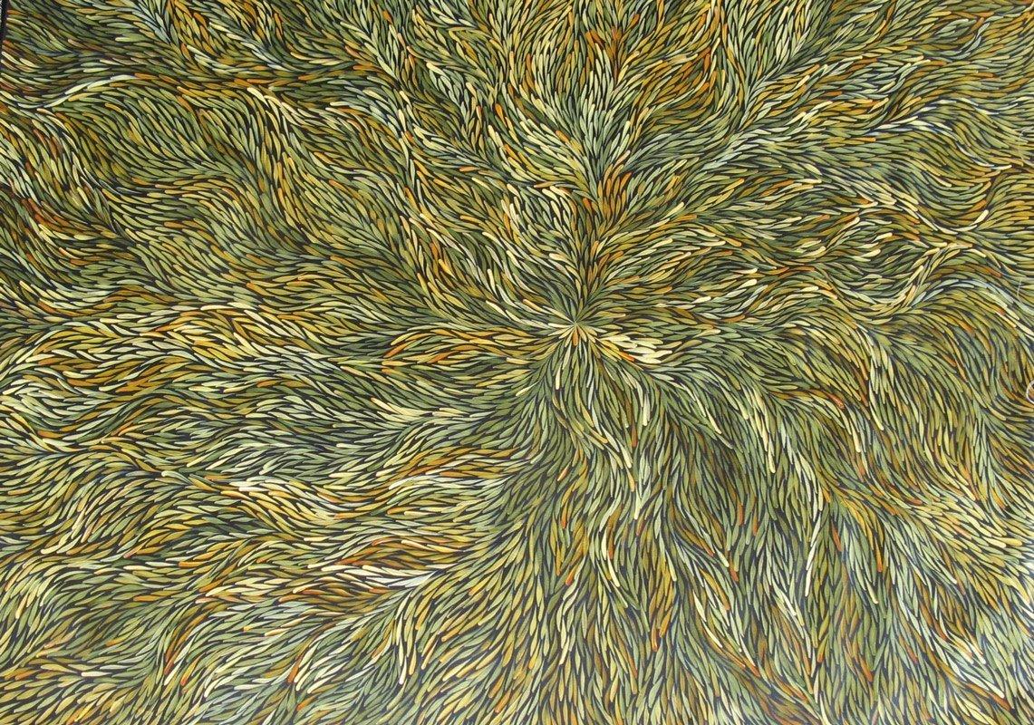 Jeannie Petyarre art work