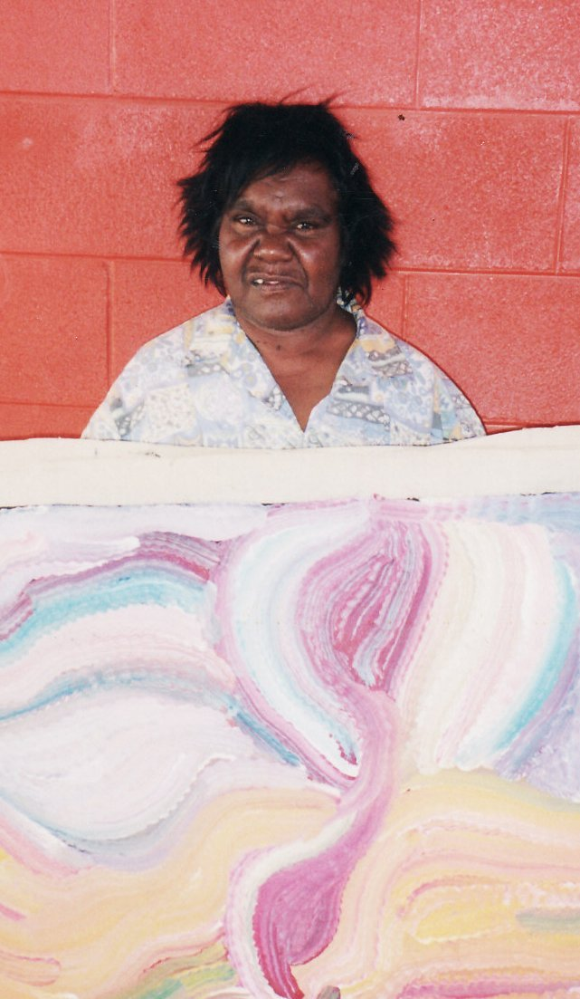 Jeannie Petyarre Aboriginal Art