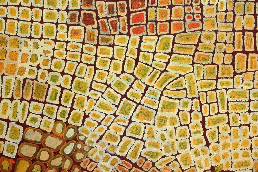 Naata Nungarrayi Aboriginal Artist