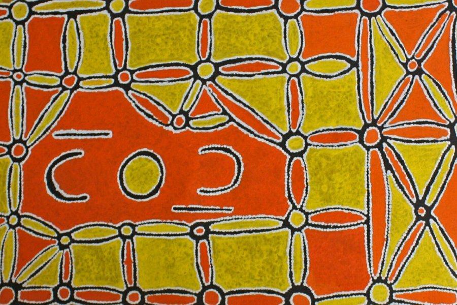 Pantijiay Nungurrayi Aboriginal Artist