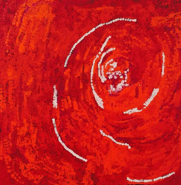 Tommy Yannima Watson inspirational artwork