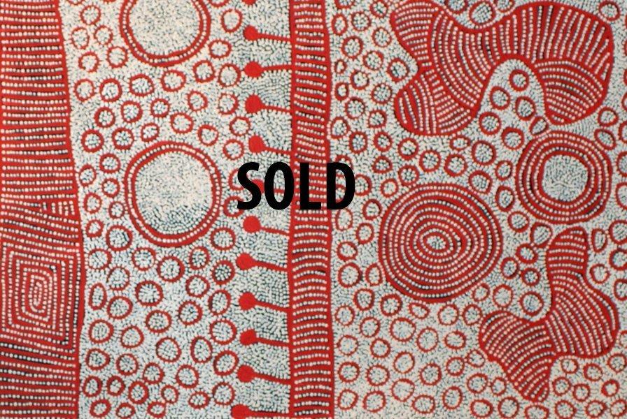Yinarupa Nangala Paintings for Sale