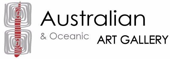 Australian & Oceanic Art Gallery logo