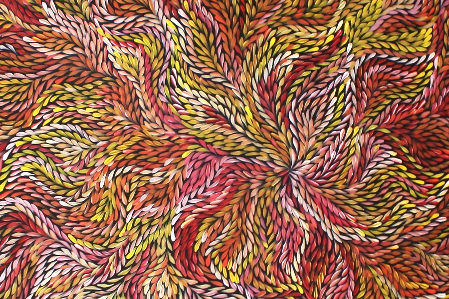 Jeannie Petyarre aboriginal art for sale