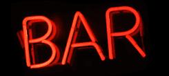 insegna bar
