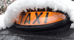 insegne taxi