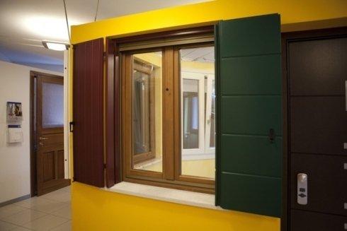 Installazione infissi legno