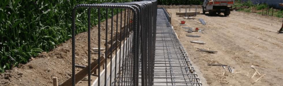 lamine ferro per cantieri edili